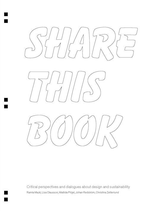 Thumbnail for Share This Book